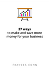 27 Ways Cover - Popup Frances Conn | FigureWeave Accountancy | Accountant In Surrey