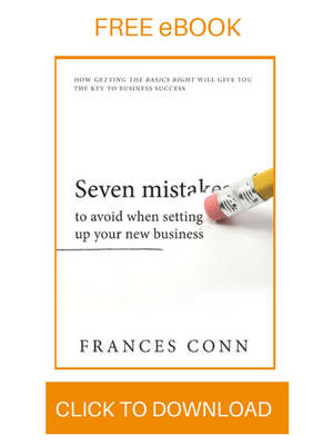 7 Mistakes Widget | Free eBook | Accountant in Purley | Frances Conn